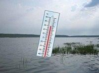 Клев и температура воды