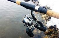 Ловля на фидер зимой: особенности техники