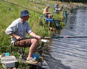 lovlya fiderom na kanale rybaki