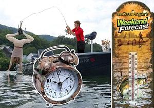 Сувениры для рыбаков River's Edge